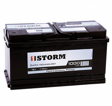 Storm Professional Power 110R 1000A 353x175x190