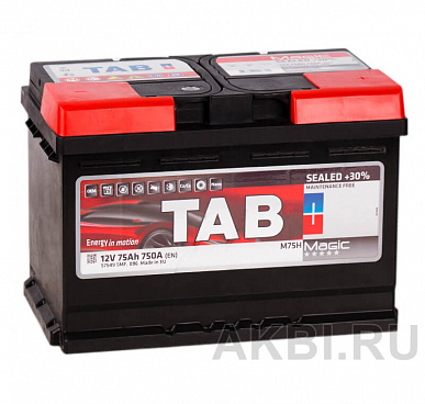 Tab Magic 75R (750A 278x175x190) 189080 57549