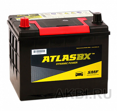 Atlas Dynamic Power MF85R-500 (55L 500A 230x173x200)
