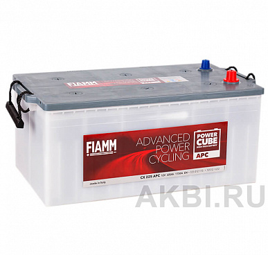 Fiamm Power Cube 225 евро 1150A 518x276x242