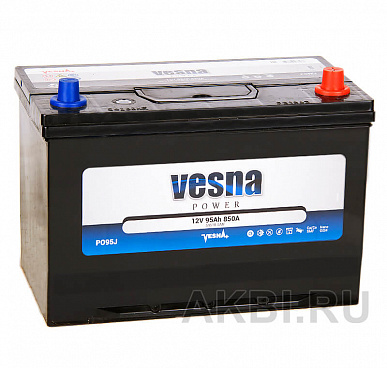 Vesna Power 95R (850A 306x173x225) 415295 59518