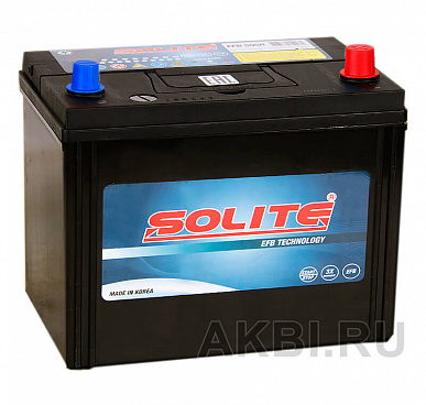 Solite EFB S95 Start-Stop (70R 790A 260x173x225)
