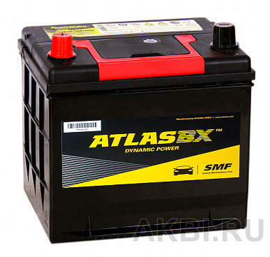 Atlas Dynamic Power  MF50D20R (50L 450A 206x172x205)