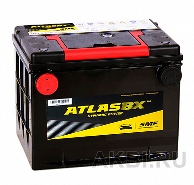 Atlas Dynamic Power MF75-630 (75L 630A 230x175x186) боковые клеммы